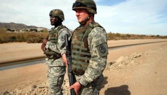 Foto: Soldados de Estados Unidos