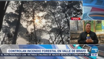 Causa Cifra Daños Incendio Valle de Bravo