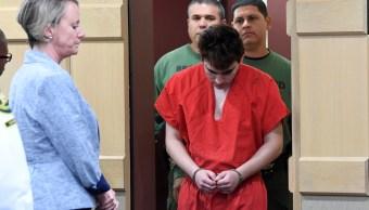 Autor masacre Florida busca evadir pena muerte