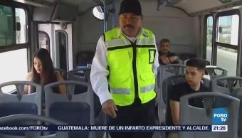 Autoridades Hermosillo Marcha Operativo Policía A Bordo