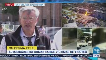 Autoridades Informan Víctimas Tiroteo Sede Youtube