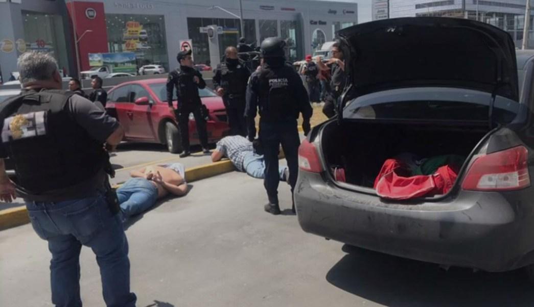 PGR investigará a los detenidos del enfrentamiento en Guadalupe, NL