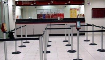 Bancos suspenden operaciones el 1 de mayo