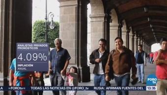 Banxico Publica Resultados Encuesta Expectativas Crecimiento Económico