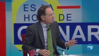 Televisa News, Leo Zuckermann, Basta, respuesta, EPN, Trump