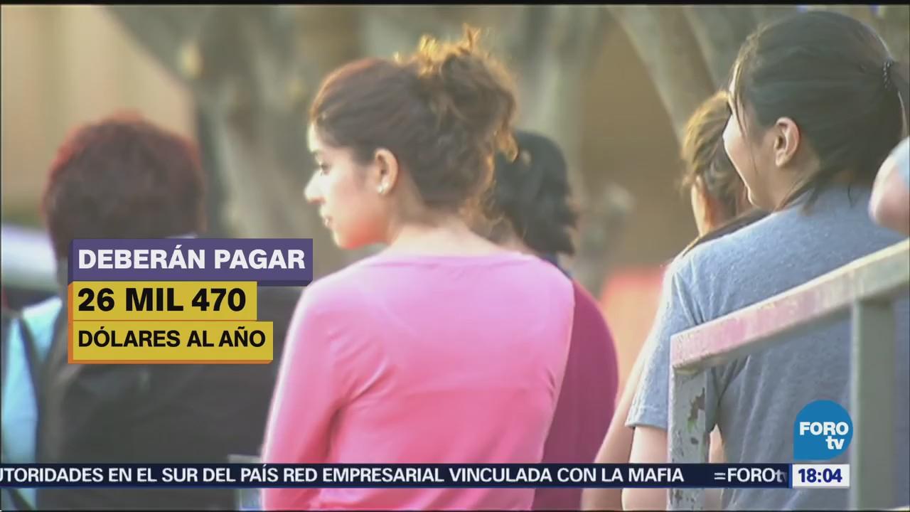 Beneficiarios Daca Pagarán Colegiaturas Más Caras Arizona