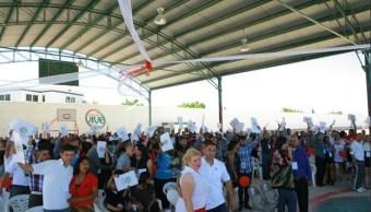 Se casan 63 parejas en boda colectiva en Cereso de Cd Juárez