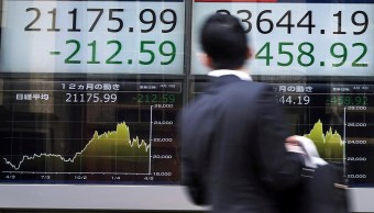 Bolsa de Tokio cierra con ligera alza. (AP)