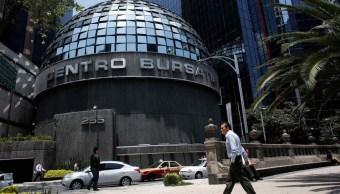 Bolsa Mexicana inicia a la baja