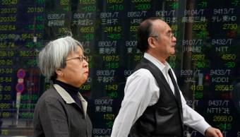 Bolsas de Asia cierran con bajas