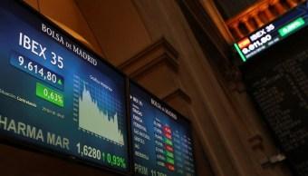 Bolsas europeas abren a la baja ante batalla comercial EU-China