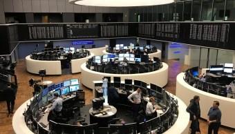 Bolsas europeas bajan ante escalada comercial entre EU y China