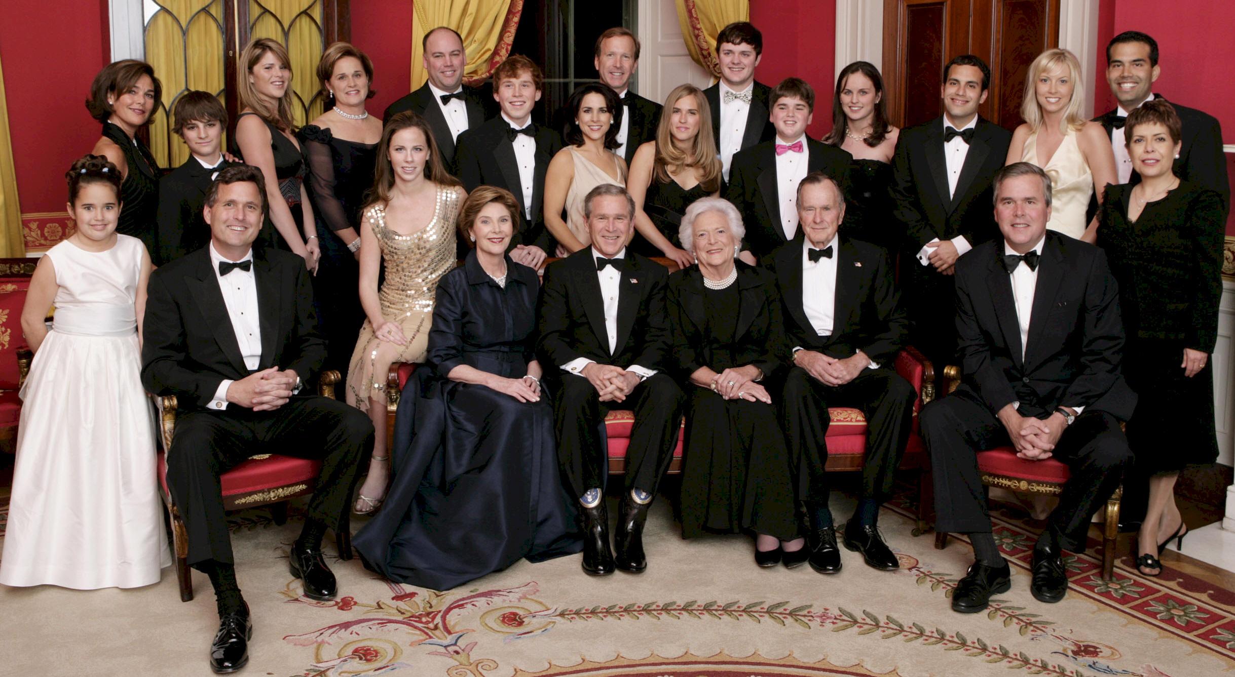 George-Bush-Dinastía-Familia-Aristocracia-Política