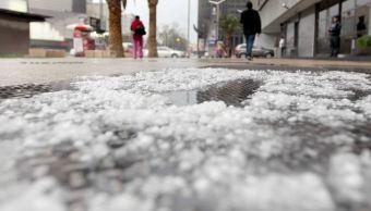 Seguirán las lluvias durante la tarde en la Ciudad de México
