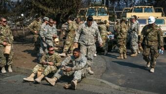 California enviará tropas Guardia Nacional requeridas Trump