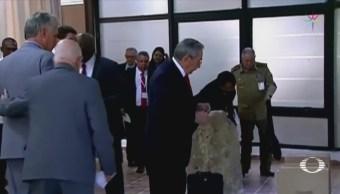Cambio Mando Cuba Presidente Raúl Castro