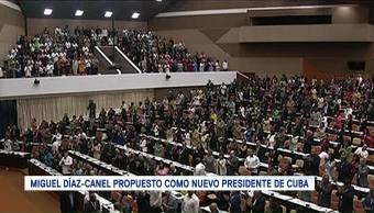 Cambio presidencial Cuba Raul Castro Cargo