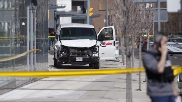 Trudeau descarta que atropello masivo en Toronto fuera un acto terrorista