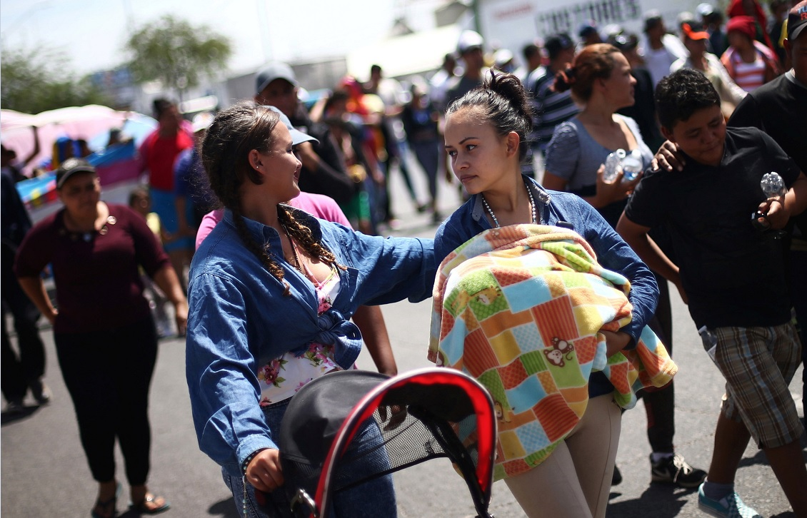 Trump anuncia posible condición a México para nuevo TLCAN por tema migración