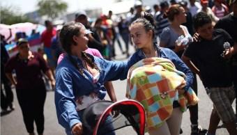Caravana Migrante llega a Mexicali y Tijuana