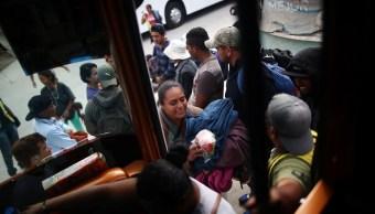 EU advierte enjuiciará a integrantes de caravana migrantes que crucen frontera