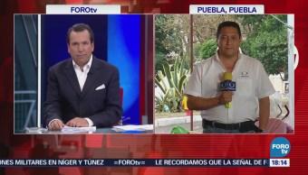 Caravana 'Viacrucis Migrante 2018' Reinicia Recorrido Puebla