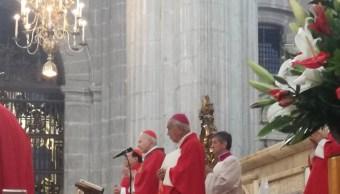 Aguiar Retes oficia misa de aniversario luctuoso del cardenal Corripio Ahumada
