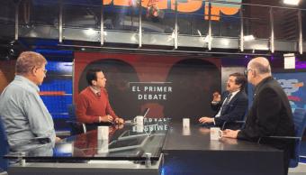 Los candidatos y el primer debate presidencial; análisis en Despierta