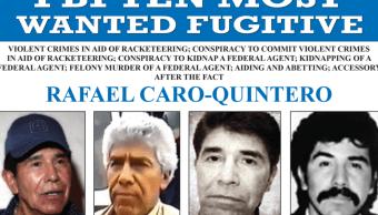 Estados Unidos anuncia nuevos cargos contra el narco mexicano Caro Quintero