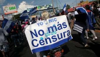 Casa Blanca condena represión y llama diálogo Nicaragua