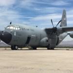 Arriba avión cazahuracanes de Estados Unidos a Baja California Sur