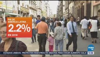 Cepal baja pronóstico de crecimiento del PIB de México