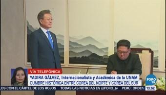 China Facilitador Reunión Coreas Internacionalista Unam