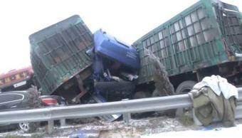 Accidente de tránsito en Norcorea deja 36 muertos