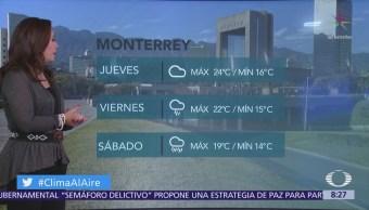 Clima Al Aire: Prevén lluvias y granizo en el Valle de México