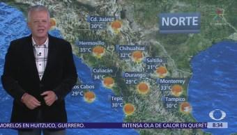 Clima Al Aire: Pronostican lluvias vespertinas en el Valle de México