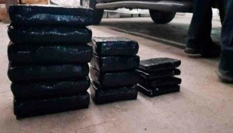 Cae estadounidense con 10 kilos de cocaína en Coahuila
