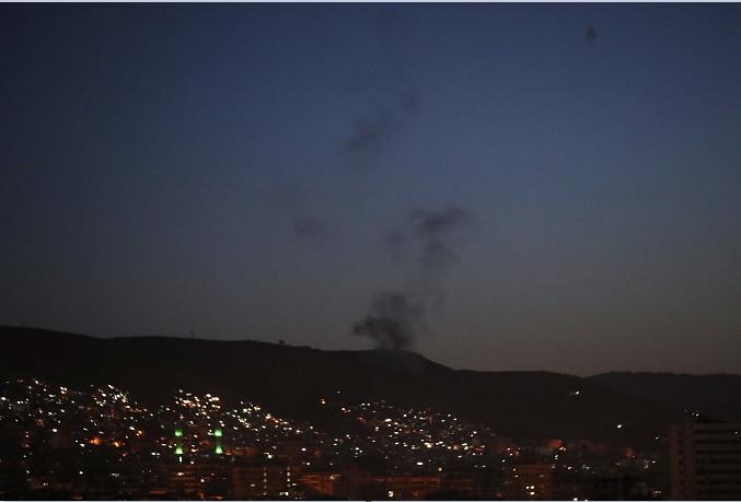 Concluye ataque Estados Unidos objetivos Siria
