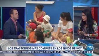 Trastornos Más Comunes Niños Salud Infancia