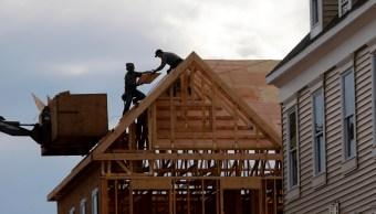 Construcción de casas y producción industrial de EU suben