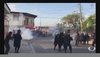 Continúan las protestas contra el Gobierno de Nicaragua