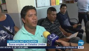 Contratan Cien Veracruzanos Trabajar Eu 100 Personas
