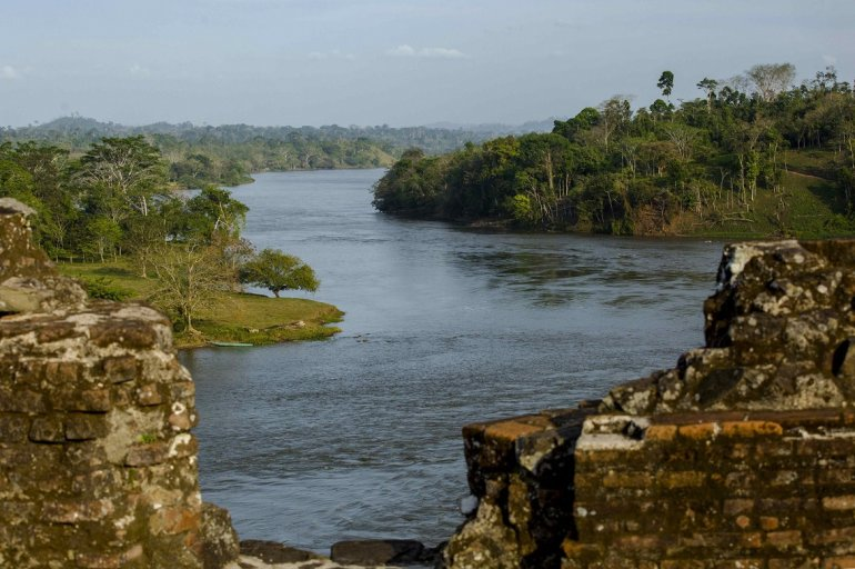 Controlan incendio reserva biosfera Indio Maíz Nicaragua