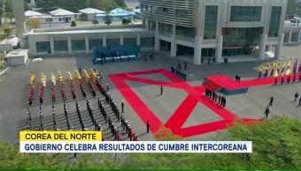 Corea Del Norte Celebra Resultados Cumbre Intercoreana