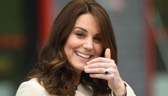 Catalina, duquesa de Cambridge, da a luz a su tercer hijo