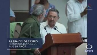 Cuba Adelanta Sucesión Castro