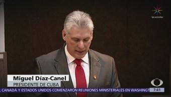Cuba tiene nuevo presidente y no es de la dinastía Castro
