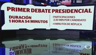 Denise Maerker moderará primer debate presidencial