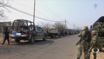 Desplazados Totolapan Permanecerán Atoyac Guerrero Violencia