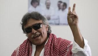 Detiene Santrich líderes FARC y futuro congresista